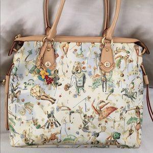Piero Guidi Women Handbag Magic circus Cherie